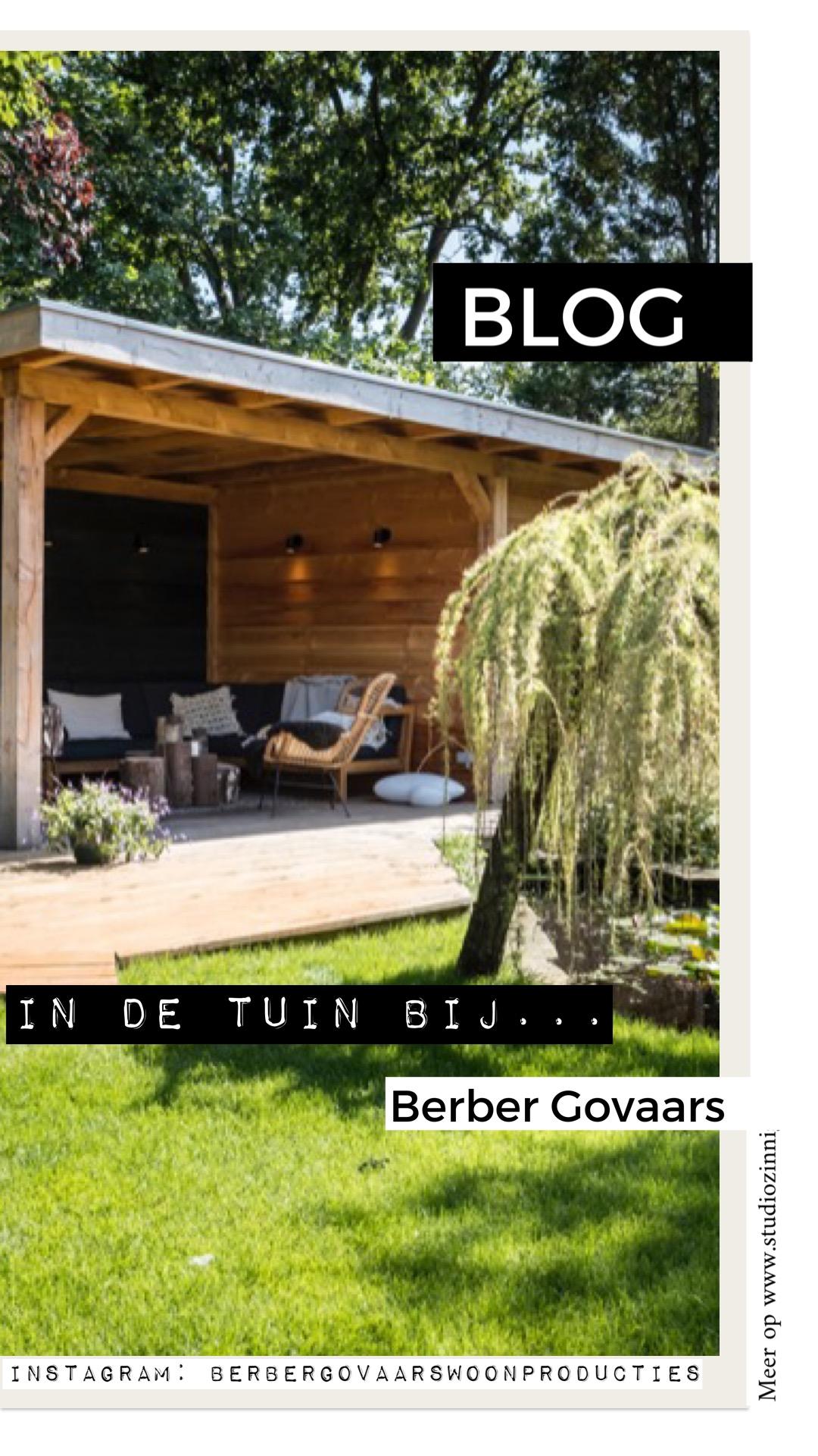 In de tuin bij… Berber Govaars