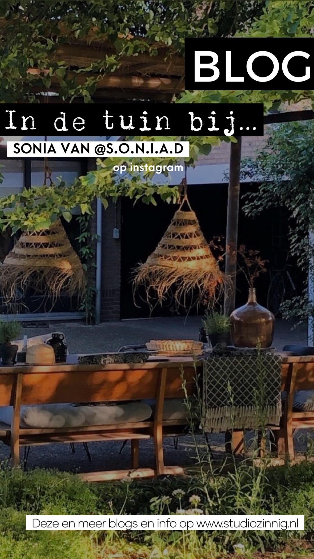 In de tuin bij… Sonia van S.o.n.i.a.d