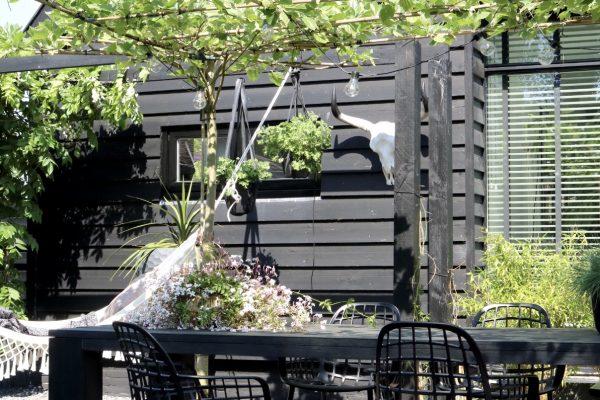 Albert Kuip Garden zon hangmat