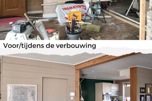 Voor en tijdens . Project Studio Zinnig