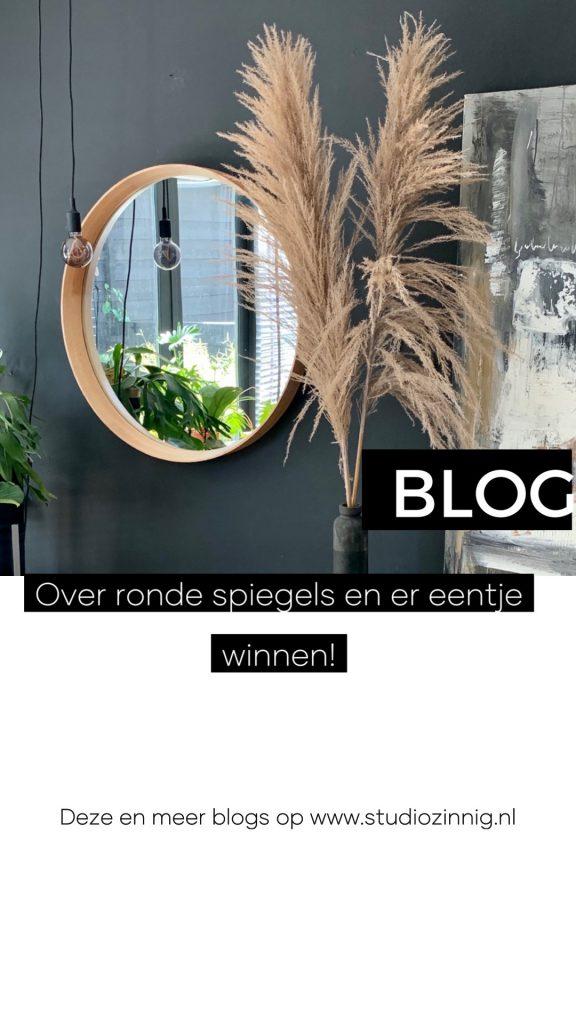 Blog ronde spiegel